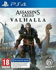 Assassin's Creed Valhalla PS4 (compatible PS5) - Neuf - Version Francaise