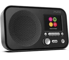 "Pure Elan IR3 Internet-Radio Küchen-Radio Digital Spotify 2,8"" Display Akku-Fach"
