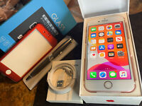 Apple iPhone 7 (32gb) T-Mobile/ Metro/ Sprint (A1660) MiNT Apple-Care {iOS13}84%