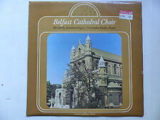 Belfast Cathedral choir JONHATHAN GREGORY LPB 802