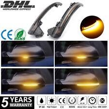 Dynamisch LED Sequenziell Blinkerleuchte Spiegelblinker Für AUDI A6 C7 4G S6 RS6