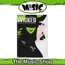 New Selections from Wicked the Musical Music Book for Easy Piano