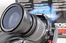 Ultra Wide Angle Macro Fisheye Lens for Canon Eos Digital Rebel & T6i 18-55 STM