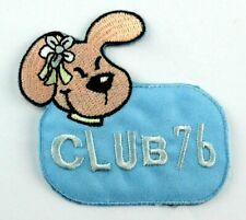 Applikation zum Aufbügeln Bügelbild 3-346 Club 76