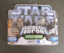 Anakin Skywalker and ARF Trooper 2010 STAR WARS Galactic Heroes MOC