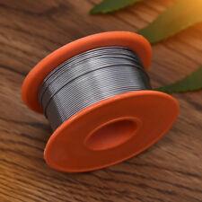 50g 63/37 Fine Solder Wire 0.6mm 2% Flux Reel Tube Tin lead Rosin Core Soldering