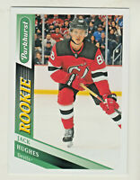 2019-20 Upper Deck PARKHURST #320 JACK HUGHES RC Rookie Devils QTY AVAILABLE