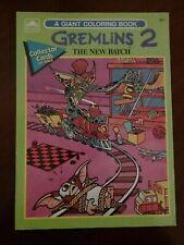 Gremlins 2 Coloring Book