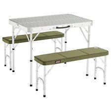 Coleman Pack-away Table - mesa para camping bancos