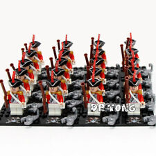 20pcs/lot Pirates of the Caribbean Marine data collection building blocks toys
