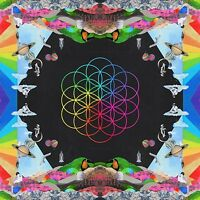 COLDPLAY - A HEAD FULL OF DREAMS  CD NEU