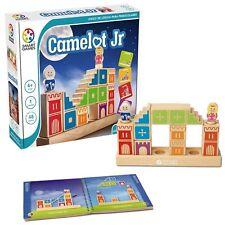 Camelot Jr: Problem Solving, Logic, Reasoning Wooden Game / Puzzle (Smart Games)