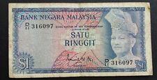 MALAYSIA 2ND RM1 D/11 316097 AVF