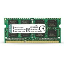 Kingston KVR1333D3S9/8G (8 GB, PC3-10600 (DDR3-1333), DDR3 SDRAM, 1333 MHz, SO …