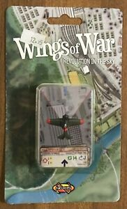 Wings of War / Wings of Glory WWII (WOW138) - Revolution in the Sky