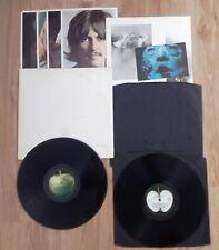 BEATLES White Album 1Press UK TOP OPENER +All Inners  STEREO PCS 7067 VG++/Exc.
