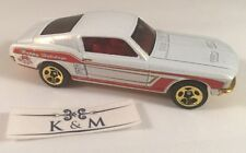 2015 Hot Wheels Holiday Hot Rods '67 Custom Ford Mustang Loose