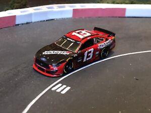 2021 Garrett Smithley 13 Trophy Tractor Custom NASCAR Diecast 1 64 Scale