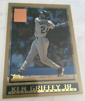 1998 Topps Ken Griffey Minted In Cooperstown