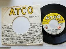 ARTHUR CONLEY - People Sure Act Funny / Burning Fire 1968 SOUL Atco 7""