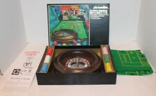 VINTAGE PLEASANTIME ROULETTE GAME BY PACIFIC GAME CO. 1950'S NEAR MINT COND