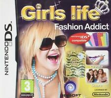 Girls Life Fashion Addict for DS XL and 3DS VERY GOOD CONDITION + MANUAL
