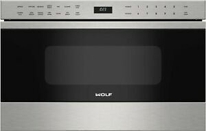 """*NEW* Wolf MD24TE/S 24"""" Microwave Drawer (Stainless Steel) *NEW*"""