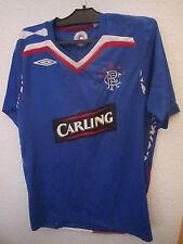 Trikot 353 Glasgow Rangers Größe S Trikot