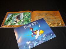 KIKI la petite sorciere Hayao Miyazaki dossier presse scenario cinema animation