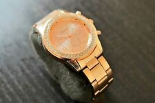 Rose Gold Watch Cool Watches Women's Watches Ladies Watches Cheap Geneva Watches