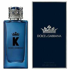 Dolce & Gabbana K (King) Dolce & Gabbana, 3.3 oz EDP Spray for Men Eau De Parfum