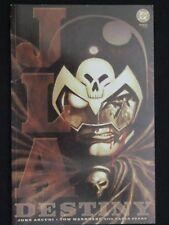 JLA Justice League - Destiny #1 DC Comics Graphic Novel Paperback