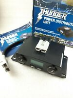 Anderson Plug Power Distribution Box 2 x USB  2 x 12v outlet 200mm x 100mm