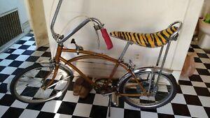 SEARS SPYDER Muscle bike 5-speed banana seat bike original 1960S XLNT COND.GREAT