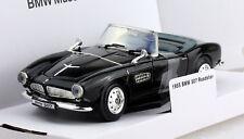 BMW 507 Roadster schwarz 1955 1:24 Motor Max Modellauto