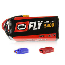 E-flite Carbon-Z T-28 30C 6S 5400mAh 22.2V LiPo Battery w/ UNI 2.0 plug by Venom