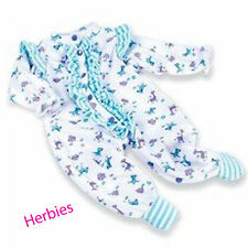 Lee Middleton Dolls Furry Friends Pajamas Fits Nursery, Cuddle Babies & 19-in