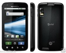 Motorola ATRIX 4G MB860 Unlocked Android HD WiFi 16GB 5MP GSM Smartphone GOOD