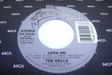 Soul 45 THE DELLS Love On on Private!