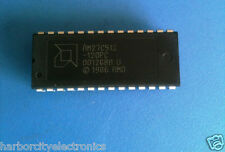 AM27C512-120PC AMD IC CMOS 64K X 8 OTPROM 120ns 28 PIN DIP