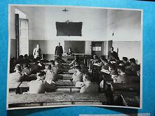 Aeronautica Militare - Fotografia Scuola Radiotelegrafisti 1939 Radio Telegrafo