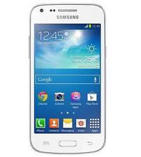 Housses et coques anti-chocs blancs pour téléphone mobile et assistant personnel (PDA) Samsung