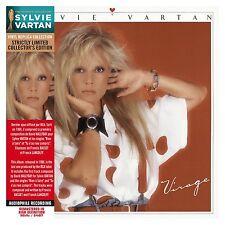 ☆ CD Sylvie VARTAN Virage - Mini LP - REMASTERED - Ltd Ed - 15-track inc BONUS ☆