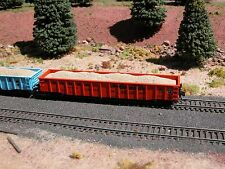 Hay Brothers - SAND LOAD (Fracking Sand..) - fits TRAINWORX 52ft Gondolas