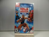 American Ninja Warrior - Nintendo Switch New Sealed Free Shipping