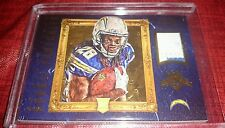 2015 Gridiron Kings Rookie Portraits Melvin Gordon # 49 Chargers 2 color Jersey