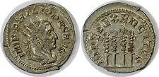 PHILIPPE Ier L'ARABE Antoninien FIDES EXERCITVS +249 ROME