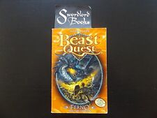 BEAST QUEST #1 : Ferno The Fire Dragon By Adam Blade (2007)