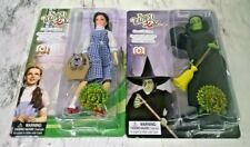 "Mego 8"" Action Figure (2) Wizard of Oz Dorothy & Wicked Witch"