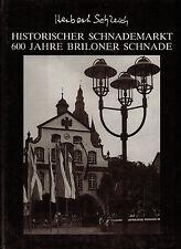 Schleich, Brilon histor. Schnademarkt, 600 J. Briloner Schnade, Schnatgang, 1988